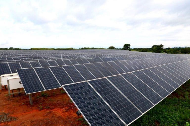 Centrale solaire de Blitta – Togo